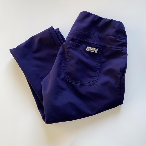 COPY - Med Couture scrub pants